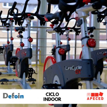 Curso subvencionado Apeced y Defoin - Ciclo Indoor