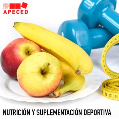 Curso Nutrición y Suplementación Deportiva