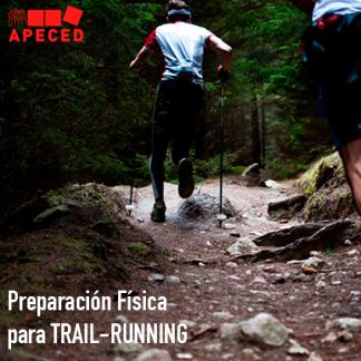 Curso Apeced preparación física Trail Running