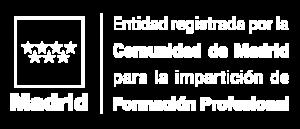 Entidad registrada para la impartición de Formación Profesional