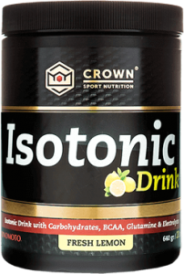 Isotonic Drink Crown Sport