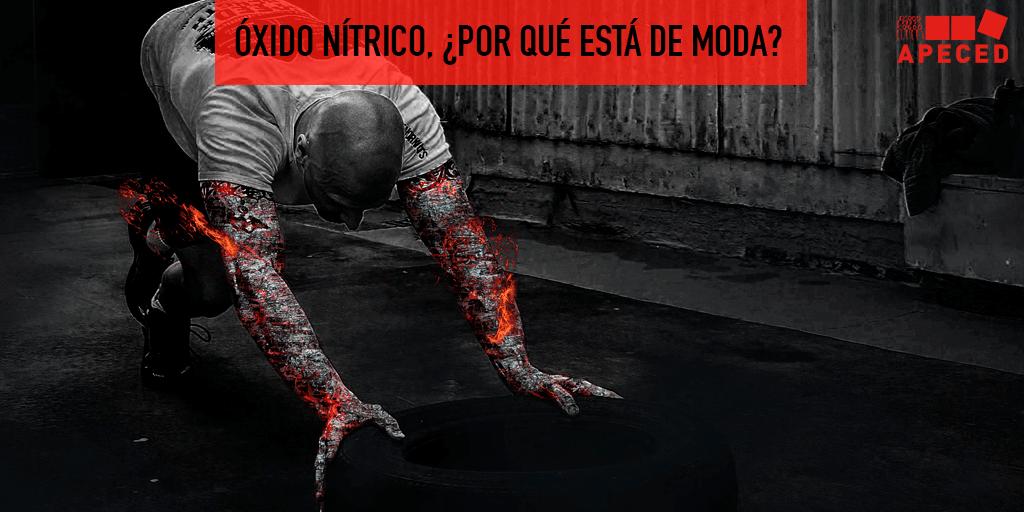 Óxido nítrico - Entrada blog Apeced