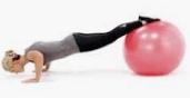 Flexiones triceps y pectoral - Entrada blog Apeced