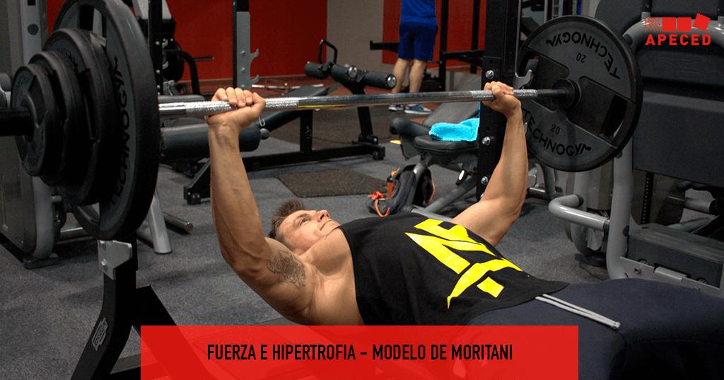 Fuerza e hipertrofia - Moritani - Entrada blog