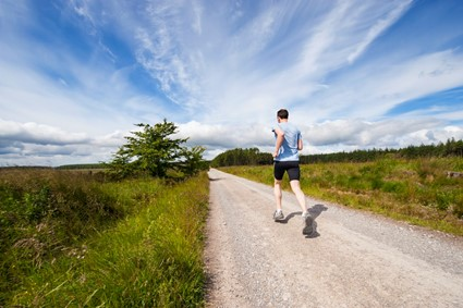 Ejercicios para tonificar: correr a ritmo elevado