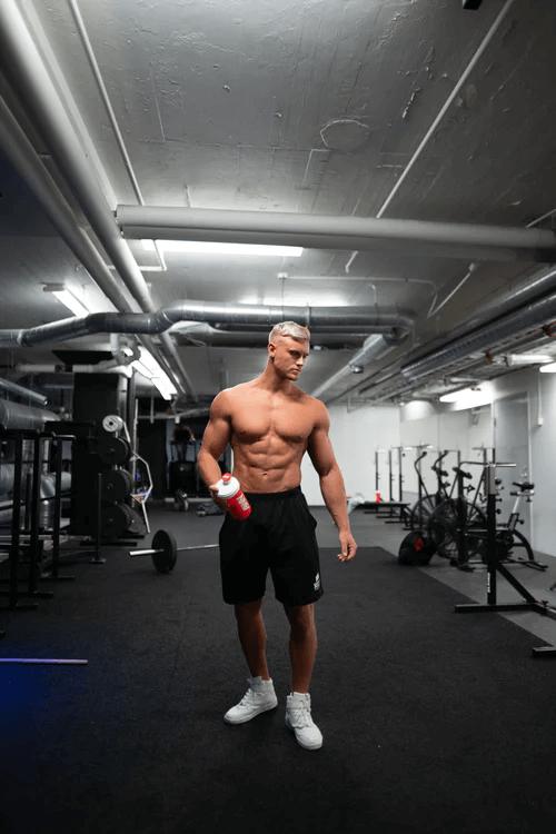 ejercicios para lograr tonificación: pesas