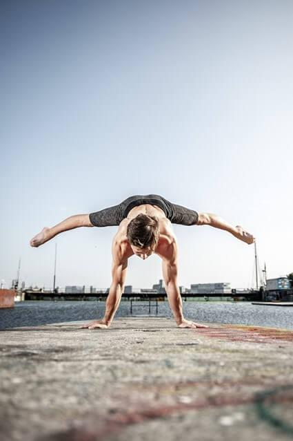 Calistenia, un deporte ideal para tonificar tu cuerpo