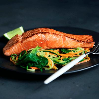 proteína post entrenamiento comida saludable rica en proteínas