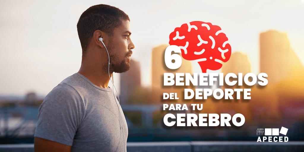 cerebro deporte beneficio ejercicios twitter