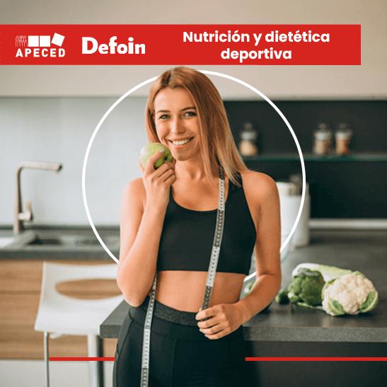 curso nutricion suplementacion deportiva apeced subvencionado