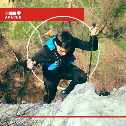 curso preparación física para trail running apeced