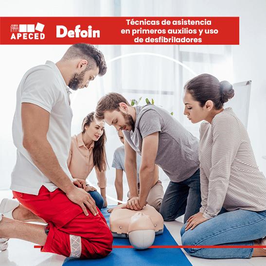 curso-tecnicas-de-asistencia-primeros-auxilios-uso-desfibrilador-apeced-defoin