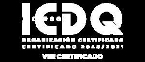logo footer iso 9001 certificado apeced